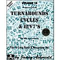 Jamey Aebersold Turnarounds, Cycles, and II/V7's Volume 16 Book and CD thumbnail