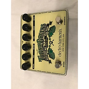 used electro harmonix turnip greens effect pedal guitar center. Black Bedroom Furniture Sets. Home Design Ideas