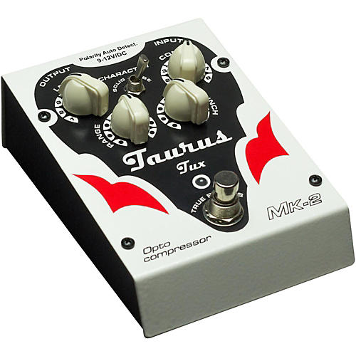Taurus Tux MK2 Compressor Effects Pedal