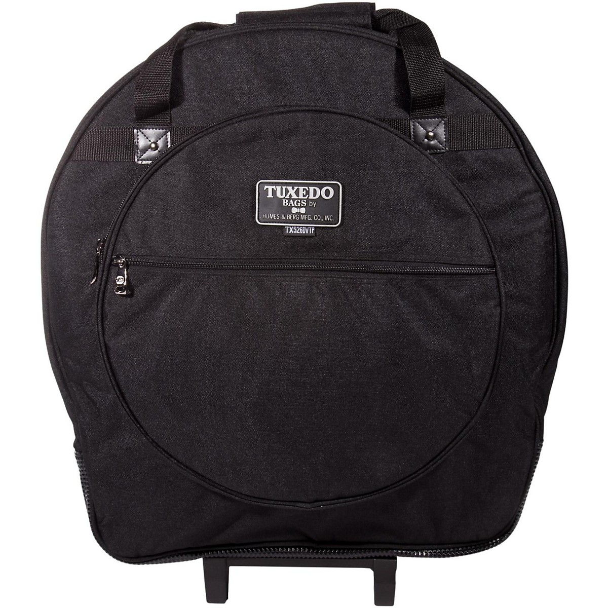 Humes & Berg Tuxedo Tilt-N-Pull Cymbal Bag with Dividers