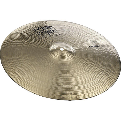 Paiste Twenty Series Crash Cymbal