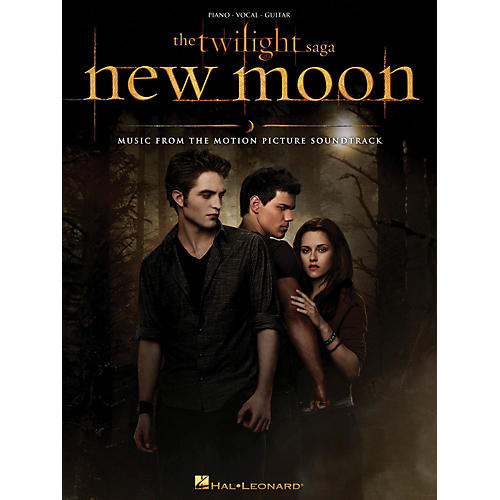 Hal Leonard Twilight - New Moon Music From the Motion Picture Soundtrack arranged for piano, vocal, and guitar