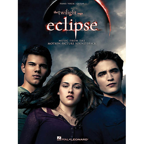 Hal Leonard Twilight Eclipse - Music From The Motion Picture Soundtrack PVG Songbook