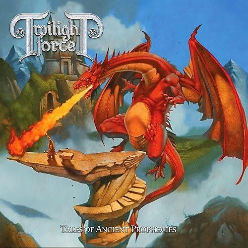 Alliance Twilight Force - Tales Of Ancient Prophecies