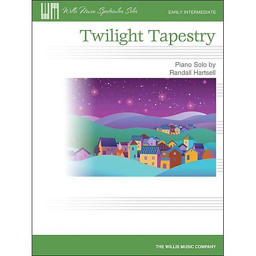 Hal Leonard Twilight Tapestry - Early Intermediate Piano Solo Sheet