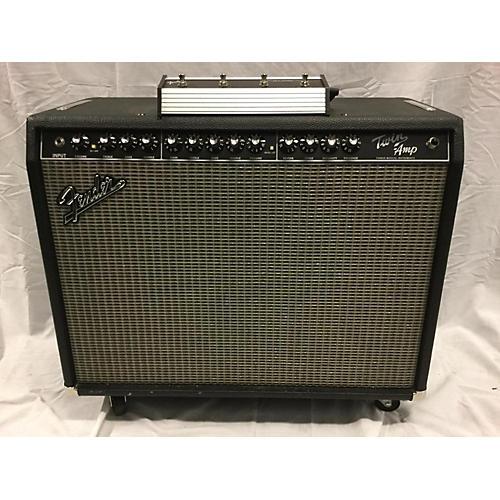 Fender Twin Amp 100 Watt Tube Guitar Combo Amp