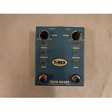 T-Rex Engineering Twin Boost Effect Pedal