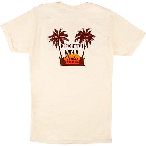 Fender Twin Palms T-Shirt