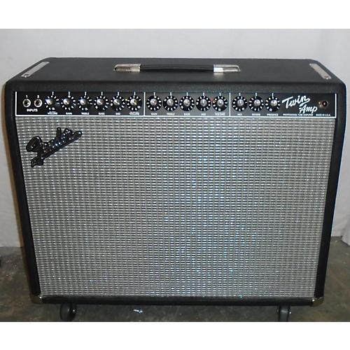 Fender Twin Reverb 2x12 Tube Guitar Combo Amp