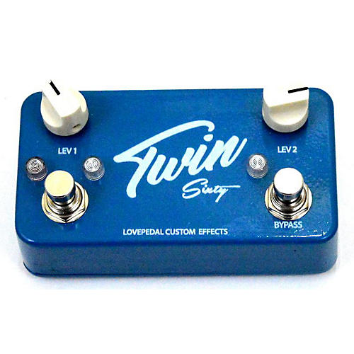 Lovepedal Twin Sixty Effect Pedal