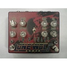 Lone Wolf Audio Twin Snake Effect Pedal