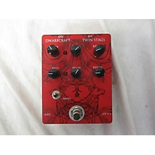 Dwarfcraft Twin Stags Effect Pedal