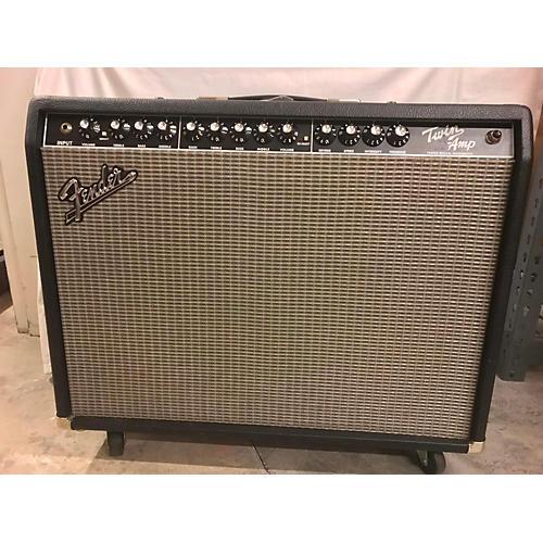 Fender Twin Tube Guitar Combo Amp