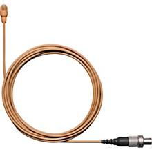 TwinPlex TL47 Subminiature Lavalier Microphone (Accessories Included) LEMO Cocoa