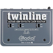 Radial Engineering Twinline Dual Effects Loop Interface for Two Amps Level 1