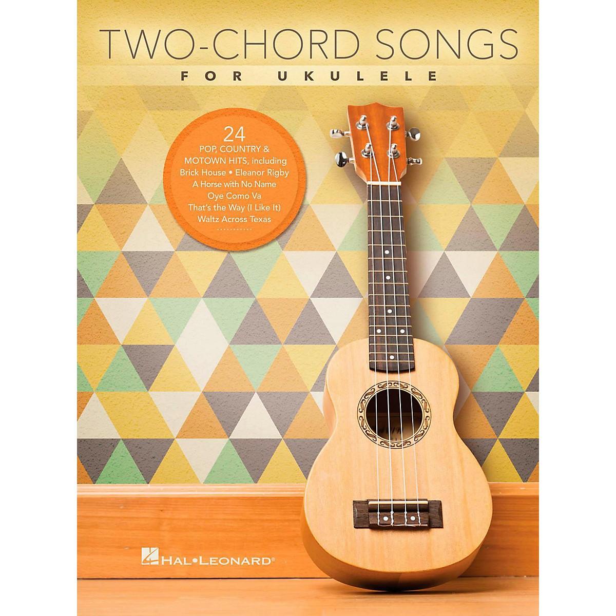 Hal Leonard Two-Chord Songs For Ukulele (2-Chord)