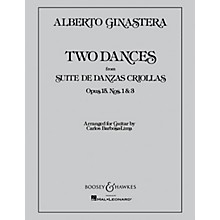 Boosey and Hawkes Two Dances (from Suite de Danzas Criollas, Op. 15, Nos. 1 & 3) Boosey & Hawkes Chamber Music Series