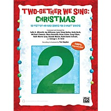 Alfred Two-Gether We Sing: Christmas CD Kit Book & Enhanced CD