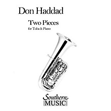 Southern Two Pieces (Tuba) Southern Music Series Composed by Donald Haddad