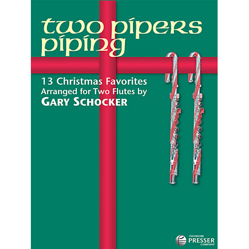 Theodore Presser Two Pipers Piping (Book)