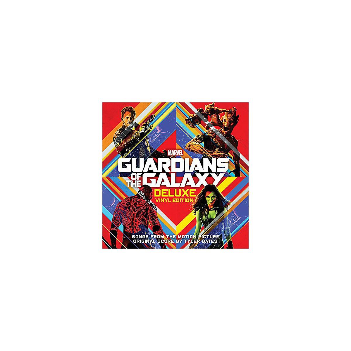 Alliance Tyler Bates - Guardians of the Galaxy (Original Soundtrack)