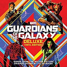 Tyler Bates - Guardians of the Galaxy (Original Soundtrack)