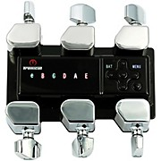 Type F Self Tuner for Specific Taylor Guitars Chrome, Strat-Style Button