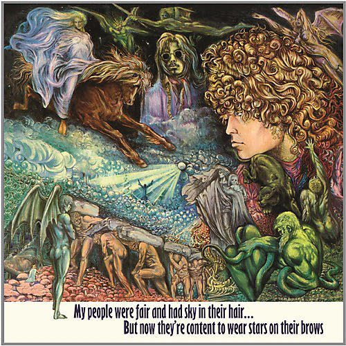 Alliance Tyrannosaurus Rex - My People Were Fair