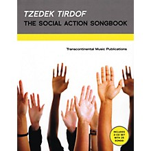 Transcontinental Music Tzedek Tirdof - The Social Action Songbook Transcontinental Music Folios Softcover with CD by Various