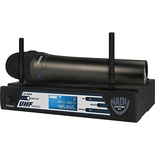 Nady U-800 Handheld Wireless System