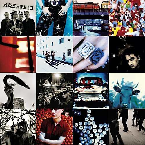Alliance U2 - Achtung Baby