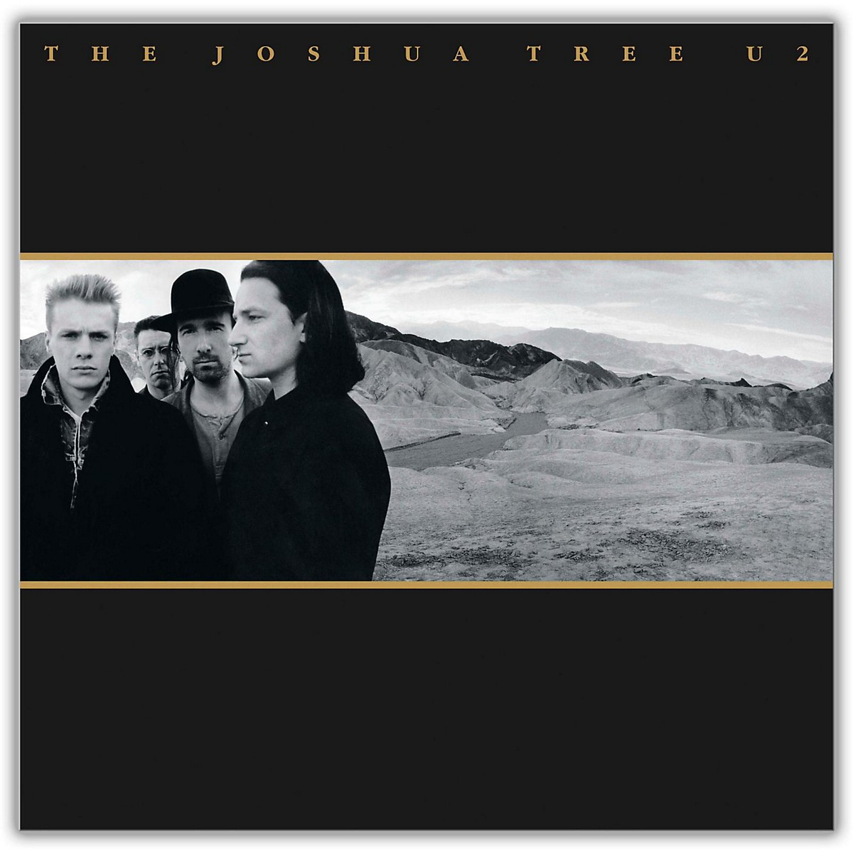 Universal Music Group U2 - The Joshua Tree Vinyl LP