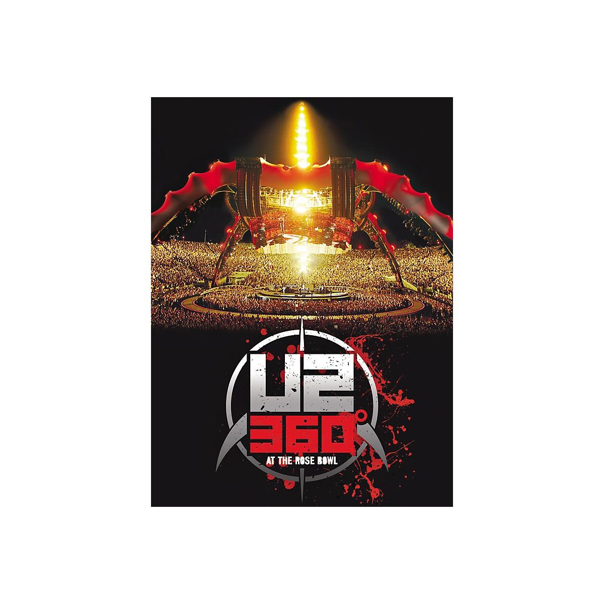 Interscope U2 360 At The Rose Bowl DVD