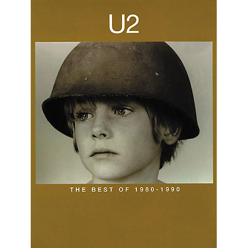 Hal Leonard U2-Best of 1980-1990 Piano, Vocal, Guitar Book