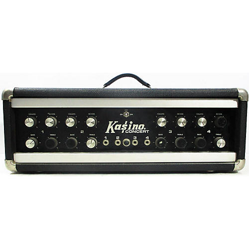 Kasino U200 Bass Amp Head