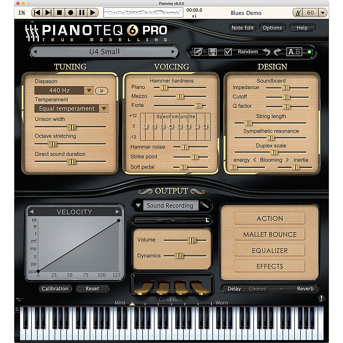 Modartt U4 Upright Piano Add-On Software (Download)