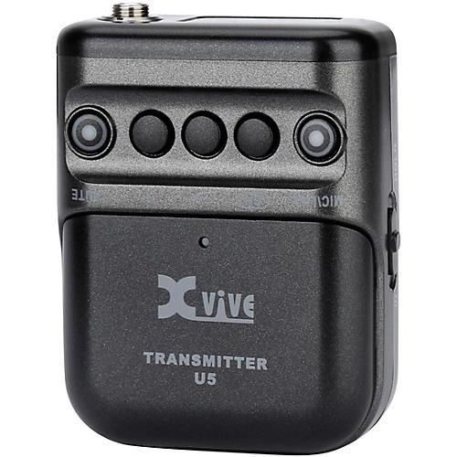 XVive U5T Wireless Transmitter (for U5 Series)