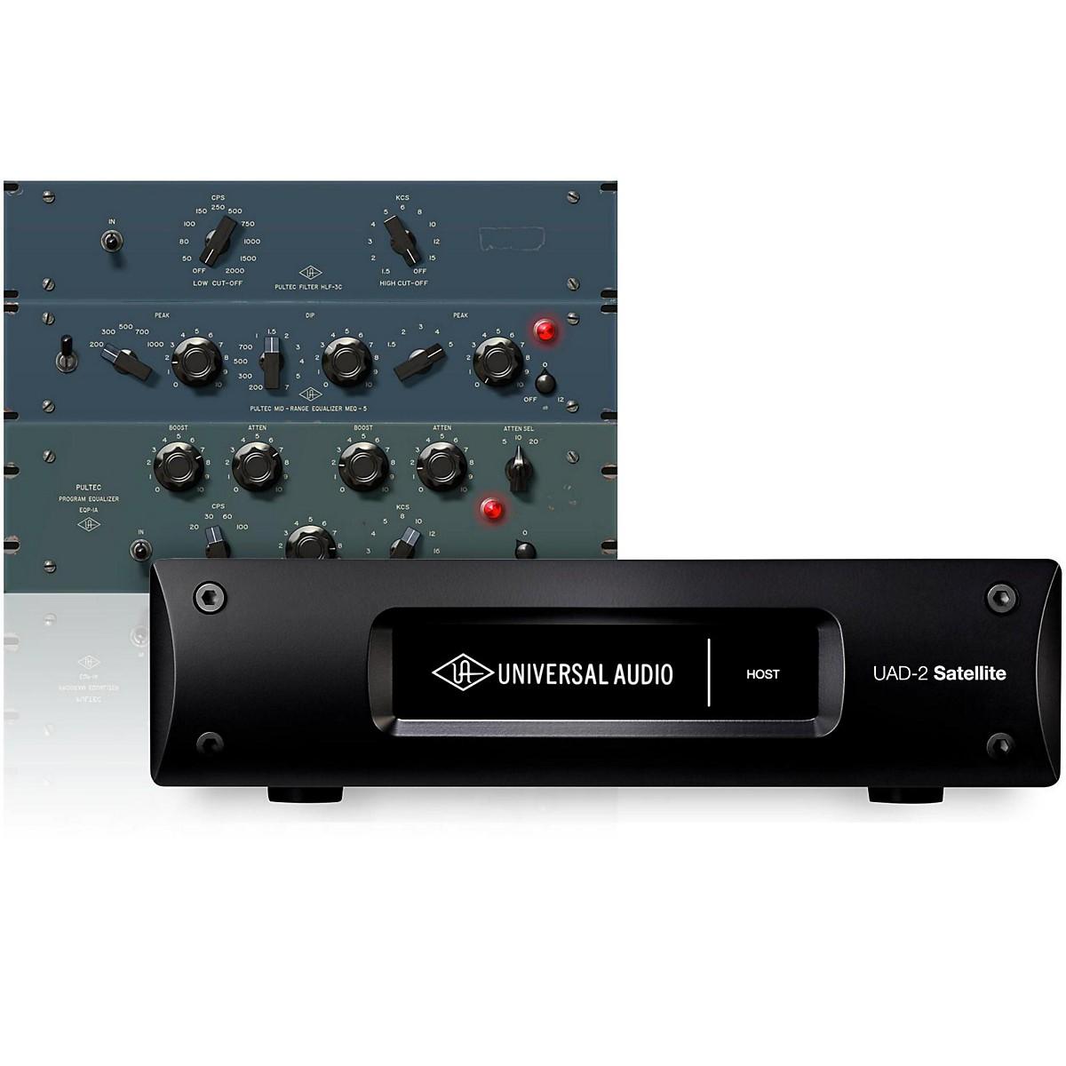 Universal Audio UAD-2 Satellite Thunderbolt - OCTO Core