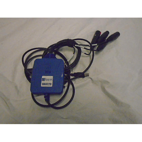 Digitech UAX220 Audio Interface