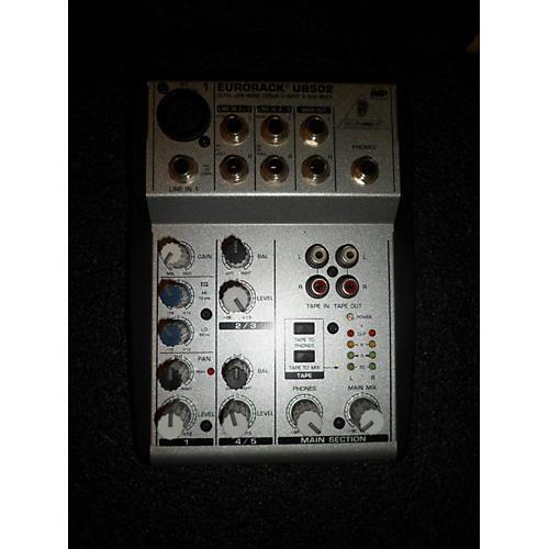 Behringer UB502 Unpowered Mixer