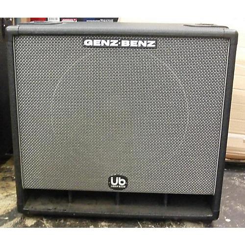 Genz Benz UBER BASS 115 Bass Cabinet