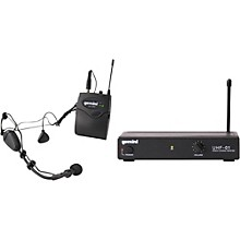 UHF-01HL Wireless Headset/Lavalier Combo System F1