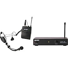 UHF-01HL Wireless Headset/Lavalier Combo System F2