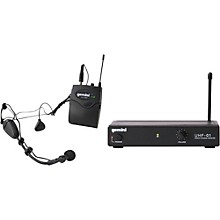 UHF-01HL Wireless Headset/Lavalier Combo System F3