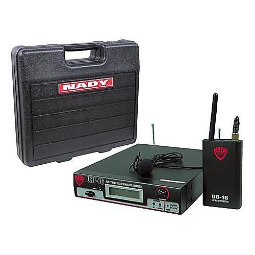 Nady UHF-16 Lavalier Wireless System
