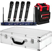 UHF-5805 Plus Rechargeable Wireless System with Mic Bag Band 10