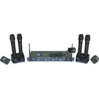 VocoPro UHF-5805 Plus Rechargeable Wireless System