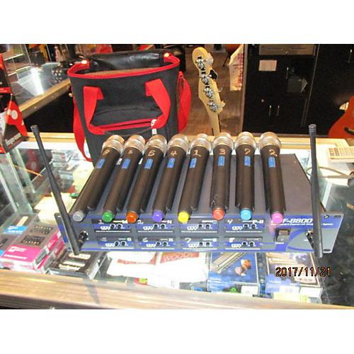 VocoPro UHF-8800 Handheld Wireless System