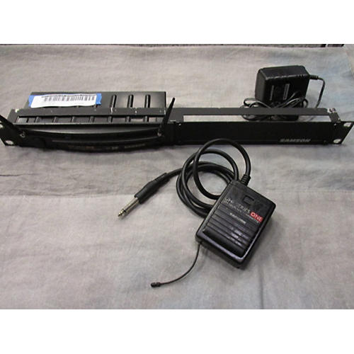 Samson UHF SERIES ONE Instrument Wireless System