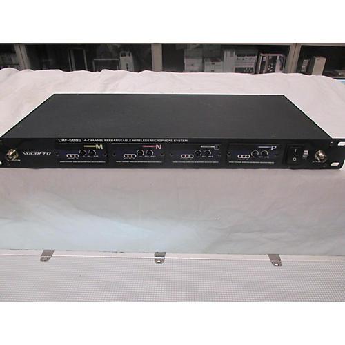 used vocopro uhf5805 handheld wireless system guitar center. Black Bedroom Furniture Sets. Home Design Ideas